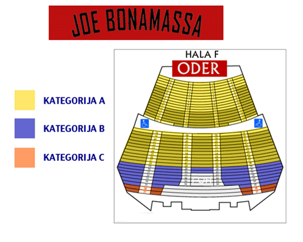 Joe-Bonamassa-nacrt-dvorane-Stadthalle-F