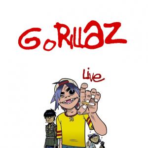 Gorillaz-webshop